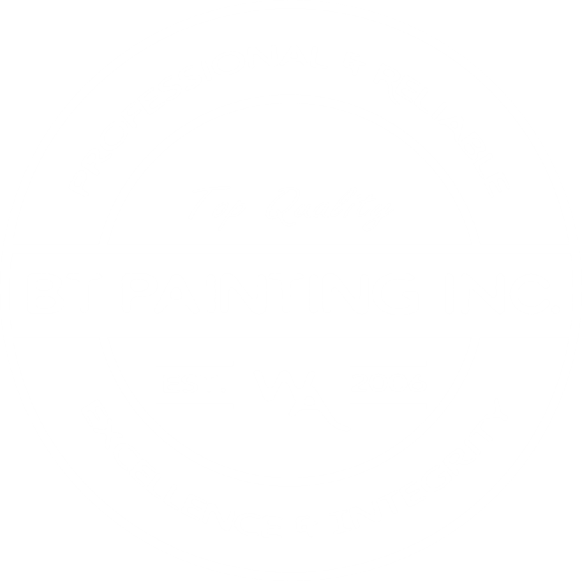 BT Painting Inc.'s Logo